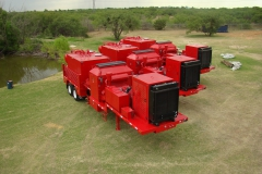 Hot Oil Unit Trailers