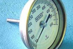 50° - 550° TEMP GAUGE