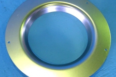 BLOWER SIDE INLET COVER