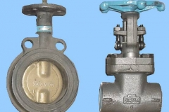 SMITH GATE VALVE MILWAUKEE BUTTERFLY VALVE